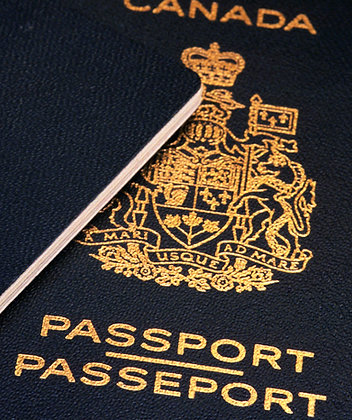Canada - Passport Photos