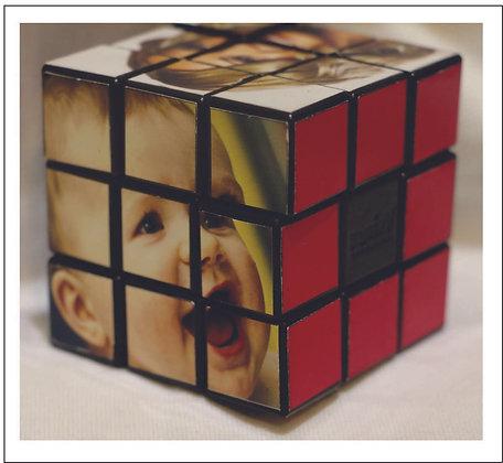 Personalized Rubik's Cube