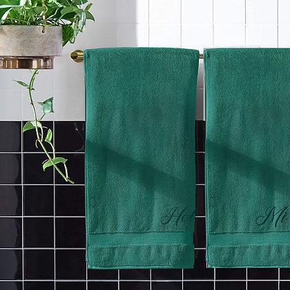 Luxurious Pair of Bath Towels