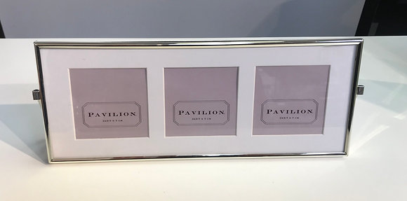 Tryptique Frame Pavilion