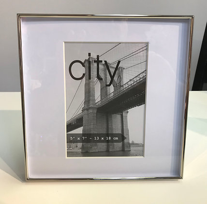 "Frame 5""x7"" - City"
