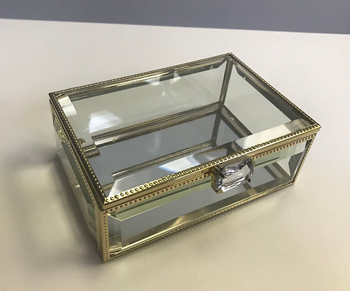 Jewelry Box - JB006 - Medium