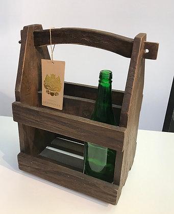 Wood Wine Bottles Holder