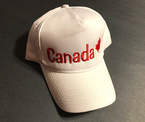 Custom Canada Cap ( Embroidery)