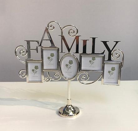 Frame - Metal - Family Tree- FM008