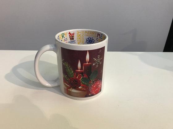 Customized Christmas Mug 11Oz
