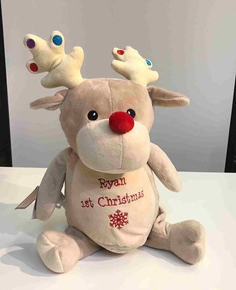 Reindeer fluff