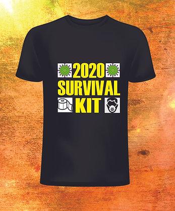 T-Shirt 2020 Kit Survival