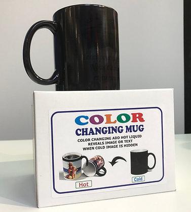 Custom Gift Mug - Changing Color Mug