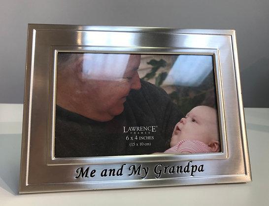 Frame - Metal FM002 - Me & my grandpa