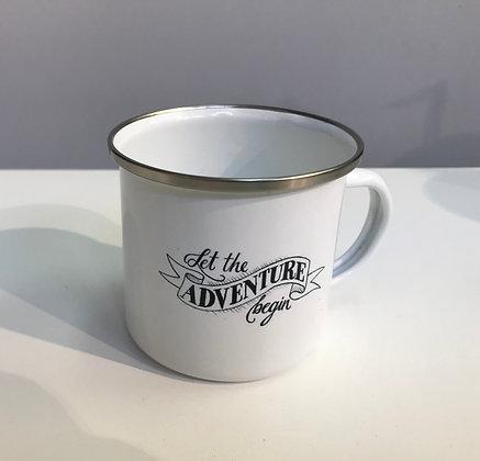Customized Mug Enamel