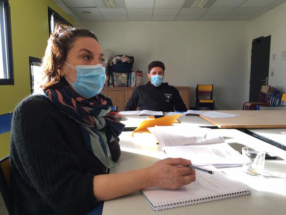 Workshop au Centresocial et culturel de Beaudesert
