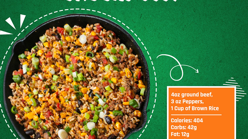 TEX MEX GROUND BEEF