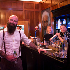Adam at the Bar