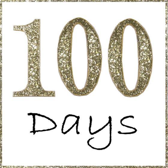 100 Days Challenge!