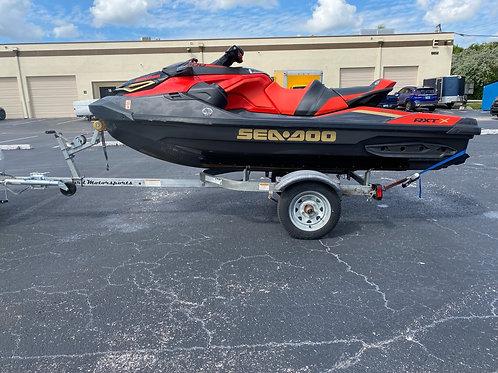 2020 SeaDoo RXT X Rotax300HP