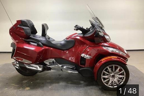 2015 Can Am Spyder RT Limited SE6 Automatic Transmission