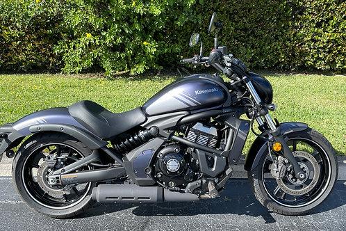 2020 Kawasaki Vulcan S650 ABS