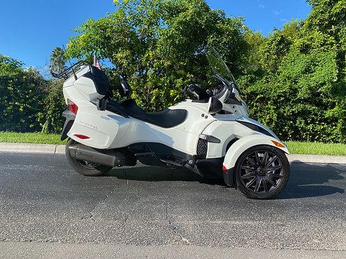 2018 Can Am Spyder RT SE6 Automatic Transmission