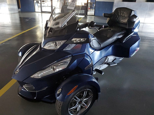 2010 Can-Am Spyder RT Limited SM5