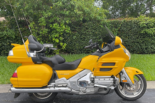 2010 Honda Gold Wing ABS NAVI
