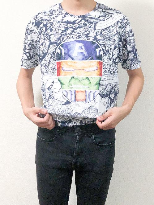 Tシャツ アベンジャーズ