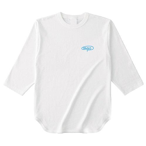 BGO 7分丈Tシャツ
