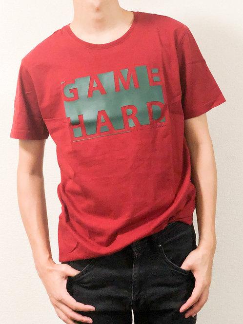 Tシャツ Game hard
