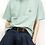 Thumbnail: にこちゃん刺繍 Tシャツ