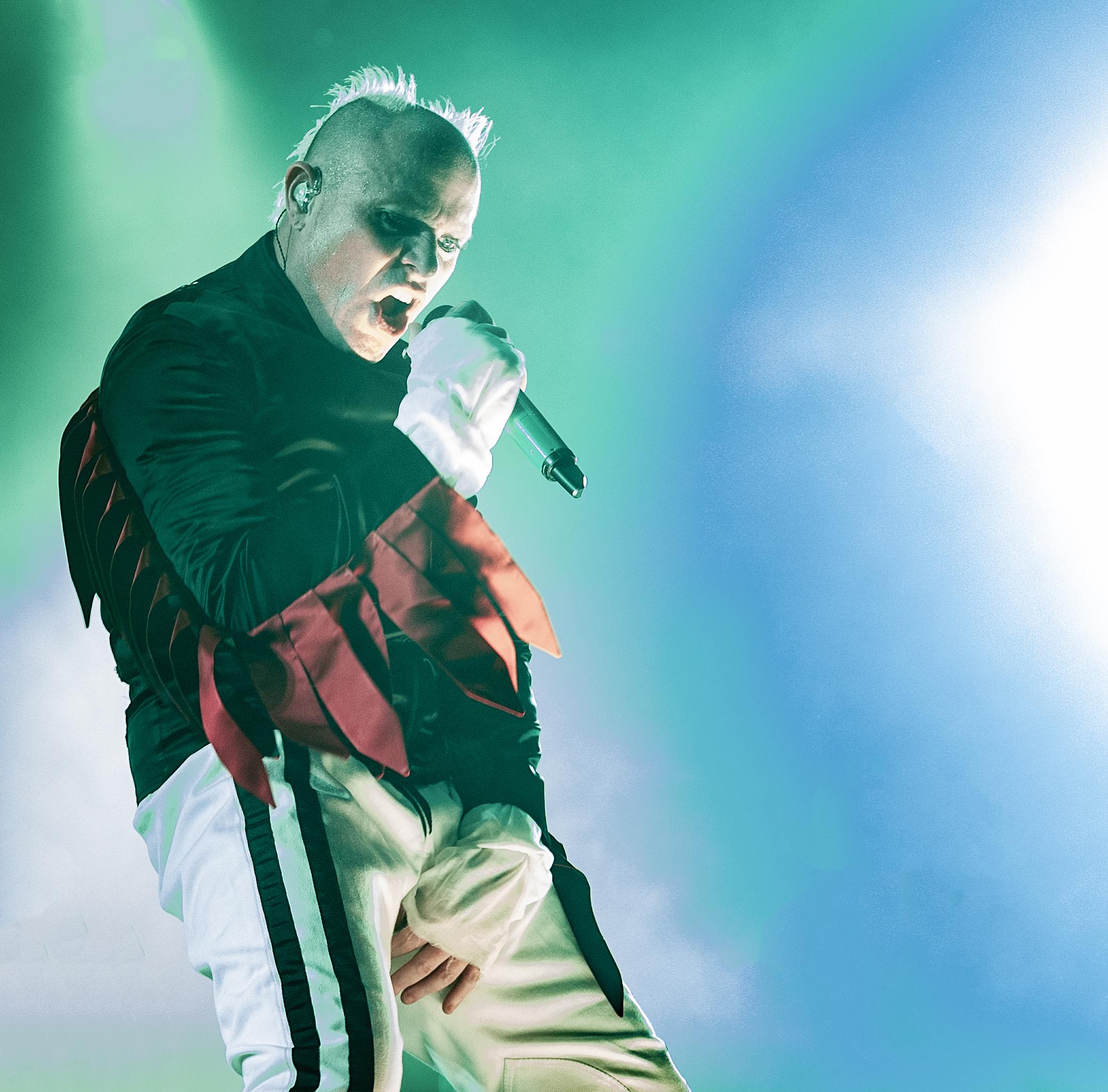 Keith Flint - The Prodigy