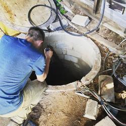 Abandoning wells