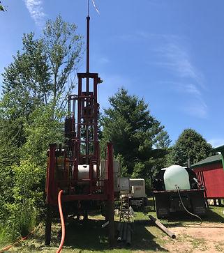 Track Based Drilling Rig