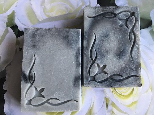 """Corner Soap Stamp - Footprint  2"""" x 2"""" (51mm width x 51mm)"""