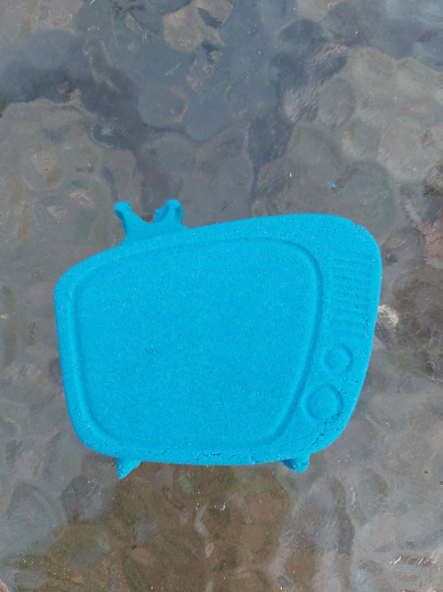 Television TV plastic (not only) bath bomb mould 2