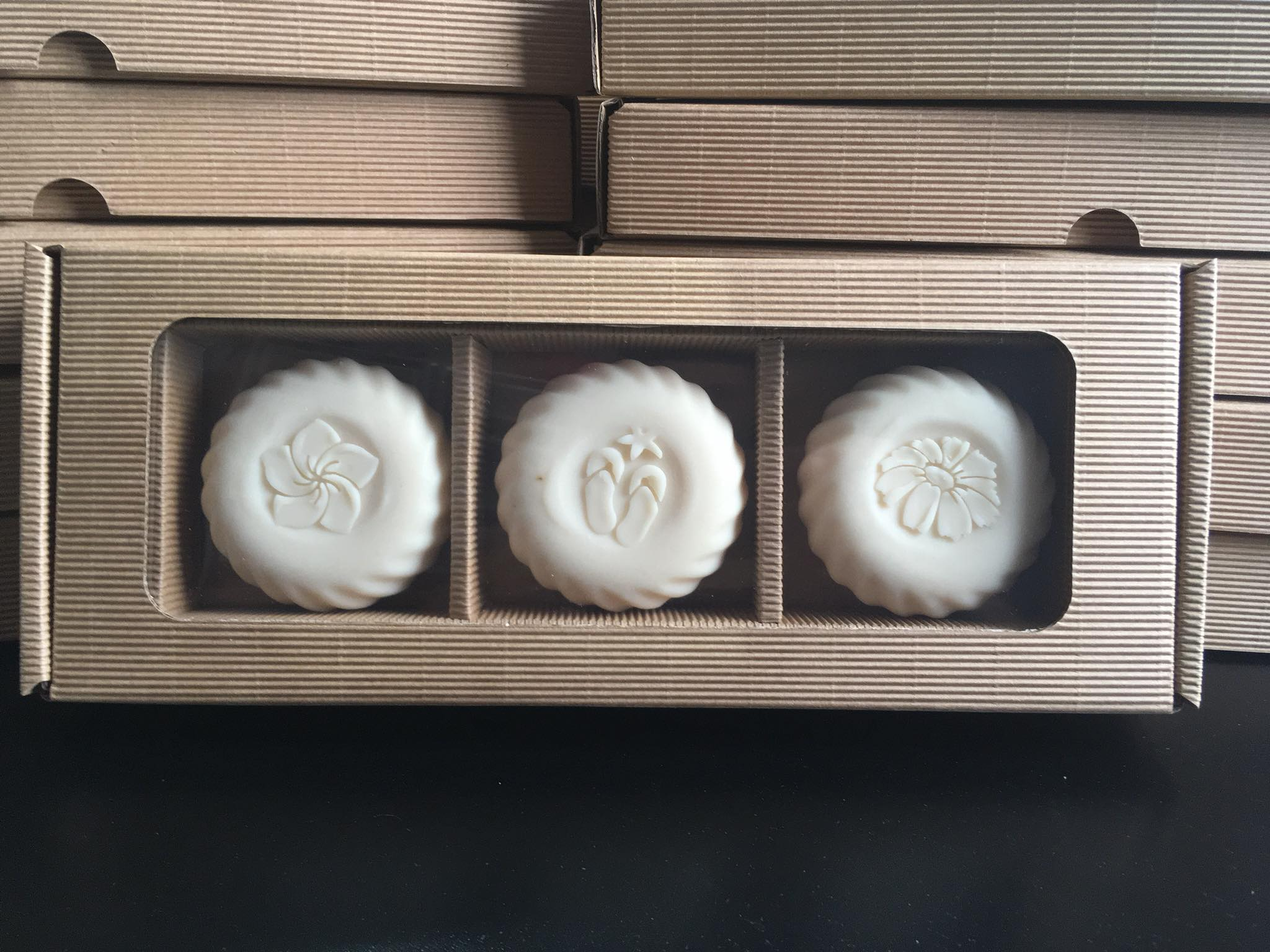 3 cavities soap packaging box 7