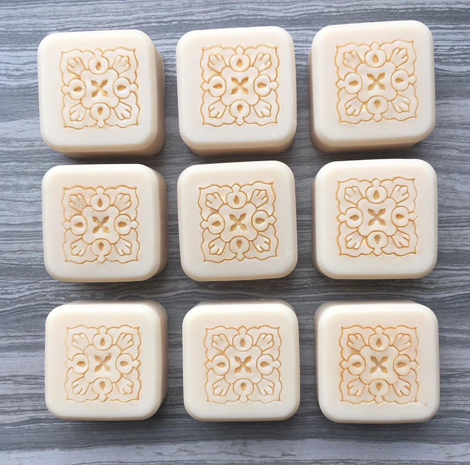 Soap Stamps in practice