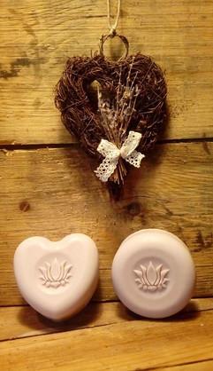 3D Lotus2 Flower Soap Stamp