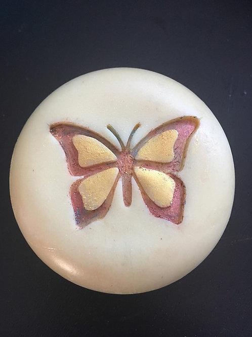 """Butterfly - 1.5"""" x 1.06"""" (38mmx27mm)"""