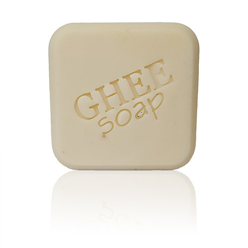 "GHEE Soap Stamp - footprint 1.42"" x 0.78"" (36mm width x 20mm)"