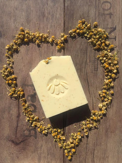 3D Chamomile Soap Stamp