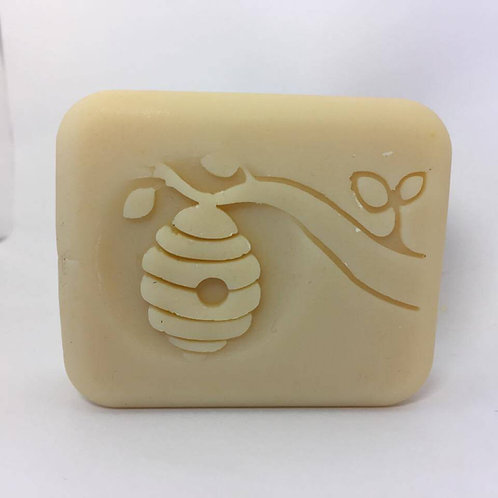 3d Combined bee hive Stamp - UNIQUE - with universal handle