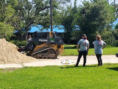 2,600 Volunteers Respond to SW Louisiana May Floods