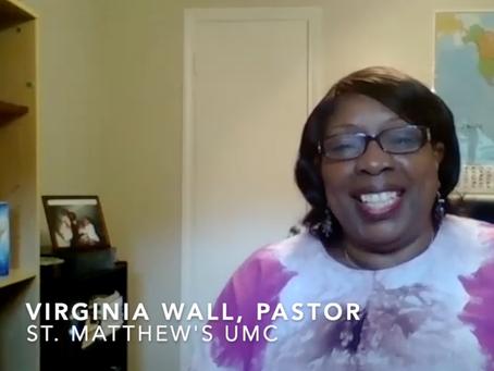 COVID-19: St. Matthew's UMC is Embracing Joy with Seniors