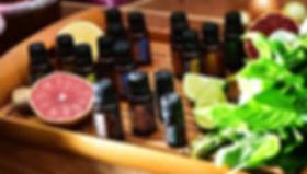 Aromatherapy at the Hewson Clinic