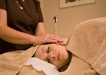 Hopi Ear Candles at The Hewson Clinic