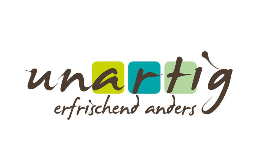 Logo Floristik und Café