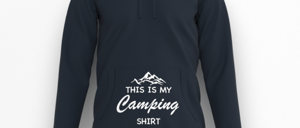 This is My Camping Hoodie