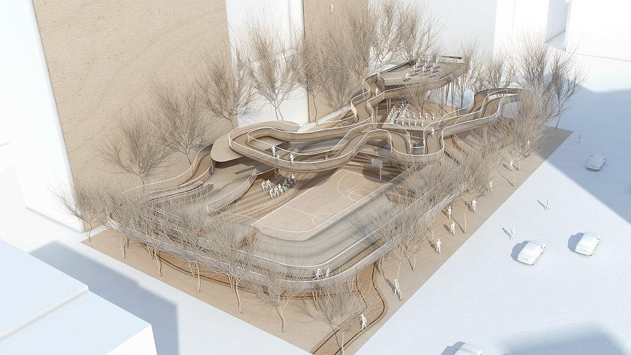Manhattan Project Architectural Model.jp