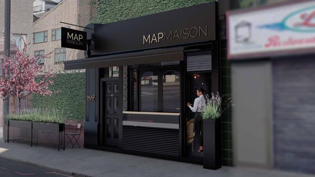 map maison