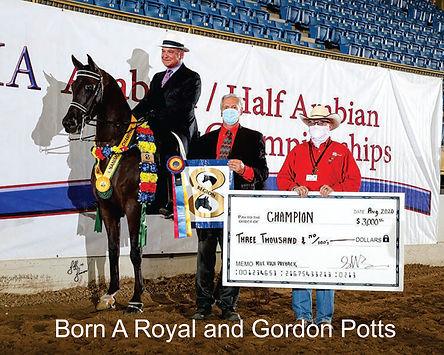 Gordon and Born a Royal with name.jpg